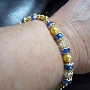 Beautiful Swarovski Crystal Bracelets